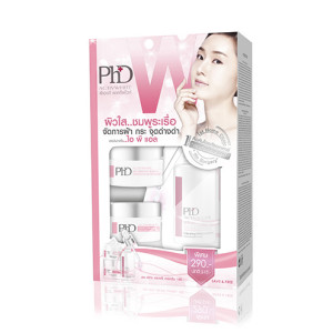 5n3D PhD Activwhite Collection Set