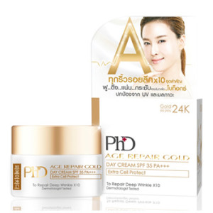 PhD Age Repair Gold Day Cream SPF35 PA