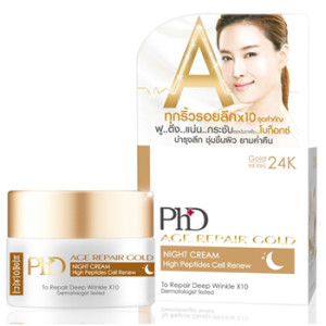 PhD Age Repair Gold Night Cream