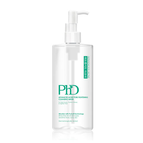 PhD-ADVANCED-ACNE-PORE-TIGHTENING-CLEANSING-WATER-500-ML